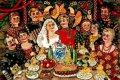 Свадебные русские обряды и традиции